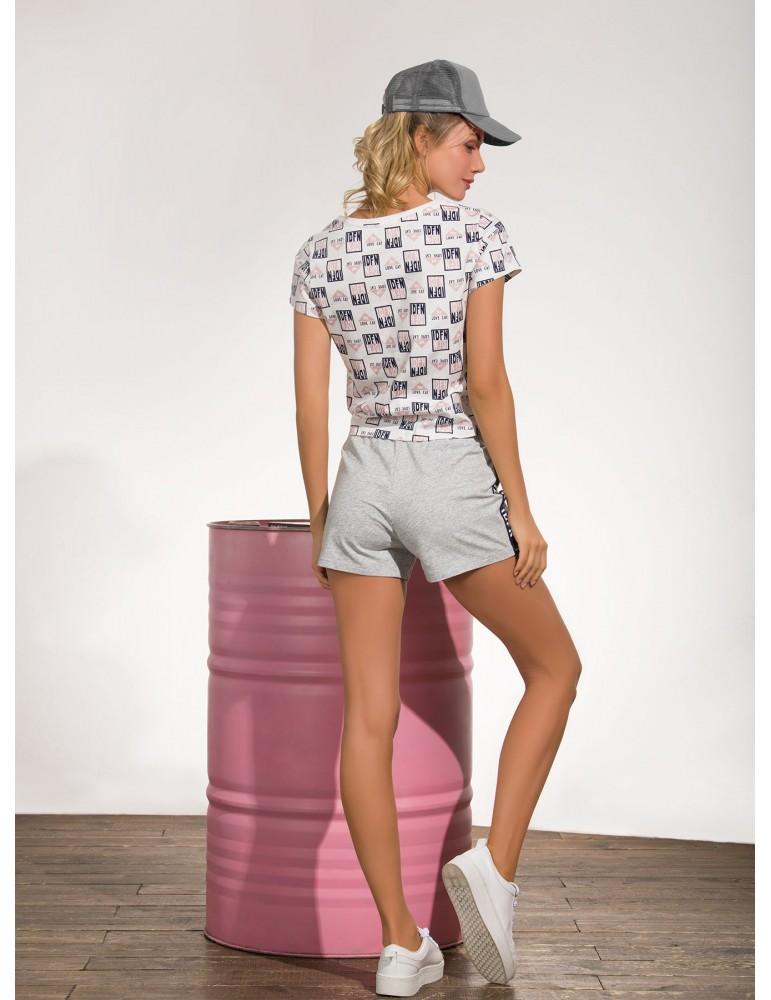 INDEFINI Пижама с шортами TBD0008