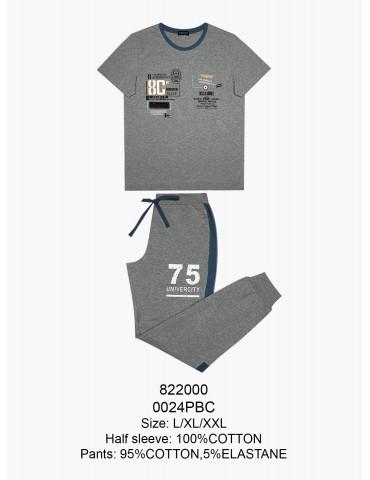 INDEFINI Мужская пижама PBC0024