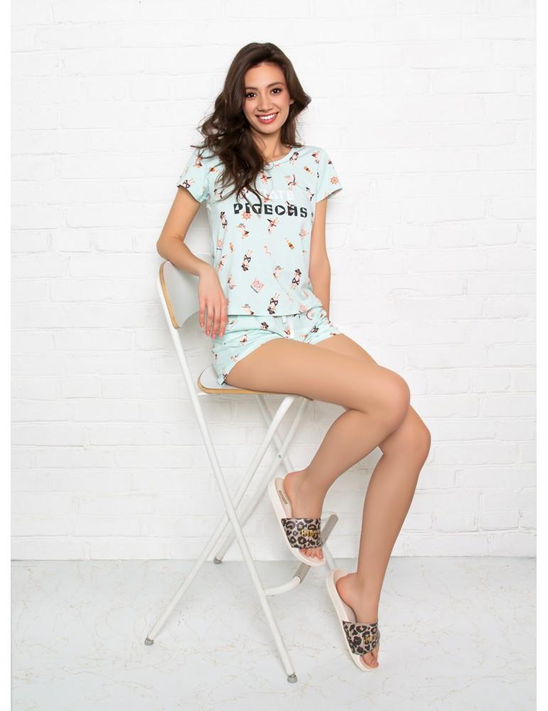 INDEFINI Пижама с шортами TBD0100