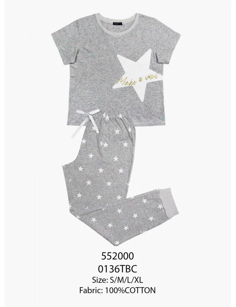 INDEFINI Пижама с брюками TBC0136
