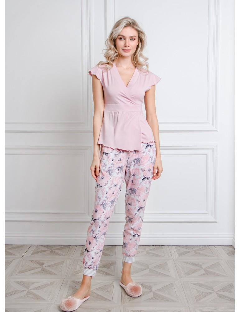 INDEFINI Пижама с брюками TBC0159