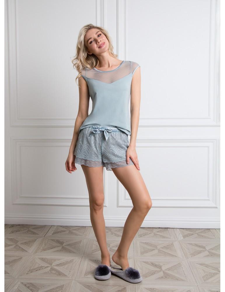 INDEFINI Пижама с шортами TBD0177