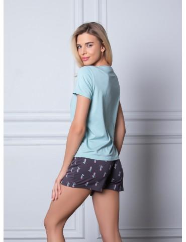 INDEFINI Пижама с шортами TBD0181