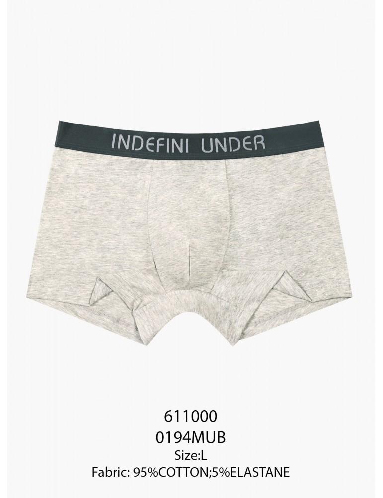 INDEFINI Мужские боксеры  MUB0194