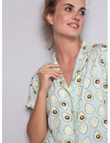 INDEFINI Пижама с шортами TBD1001