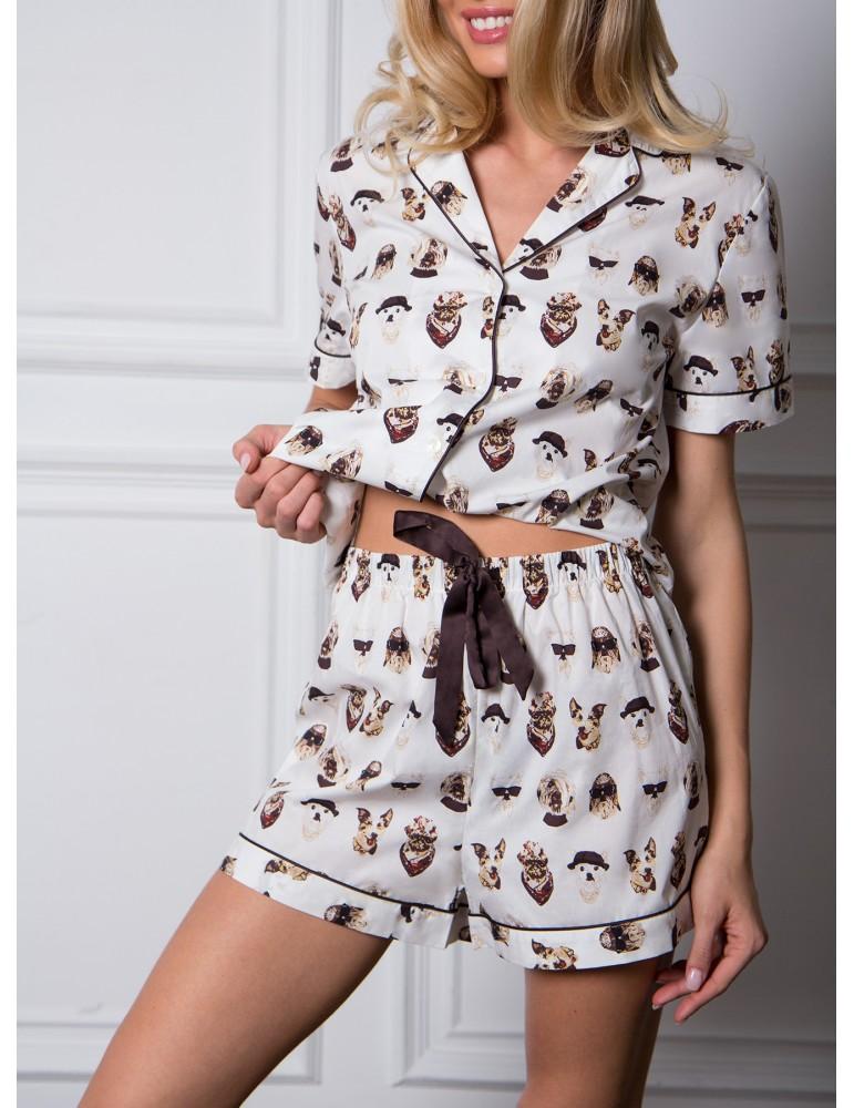 INDEFINI Пижама с шортами TBD1002