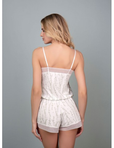 INDEFINI Пижама с шортами WLT1007
