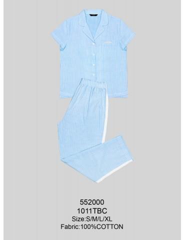 INDEFINI Пижама с брюками TBC1011
