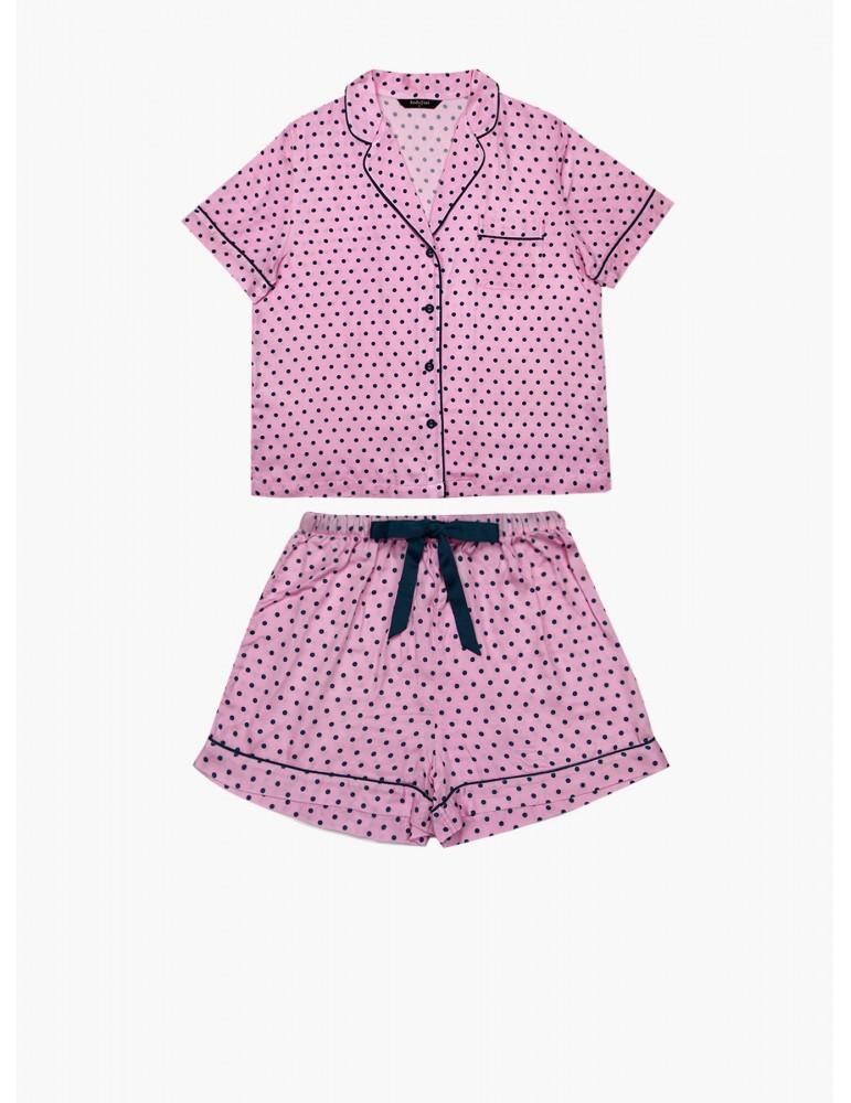 INDEFINI Пижама с шортами TBD1012