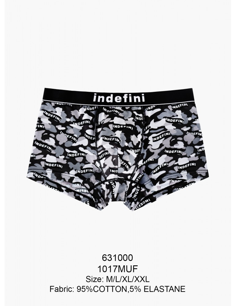 INDEFINI Мужские боксеры  MUF1017
