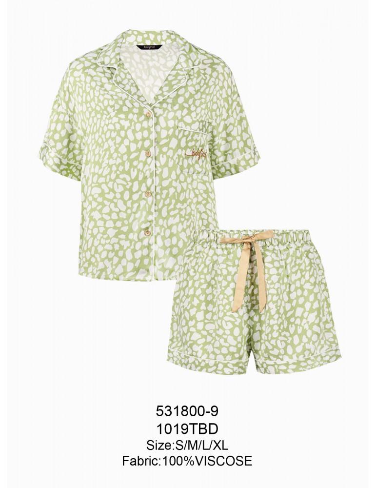 INDEFINI Пижама с шортами TBD1019