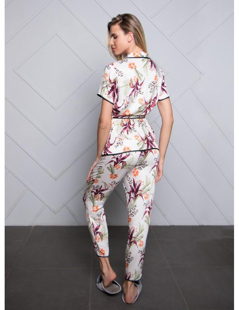 INDEFINI Пижама с брюками TBC1020