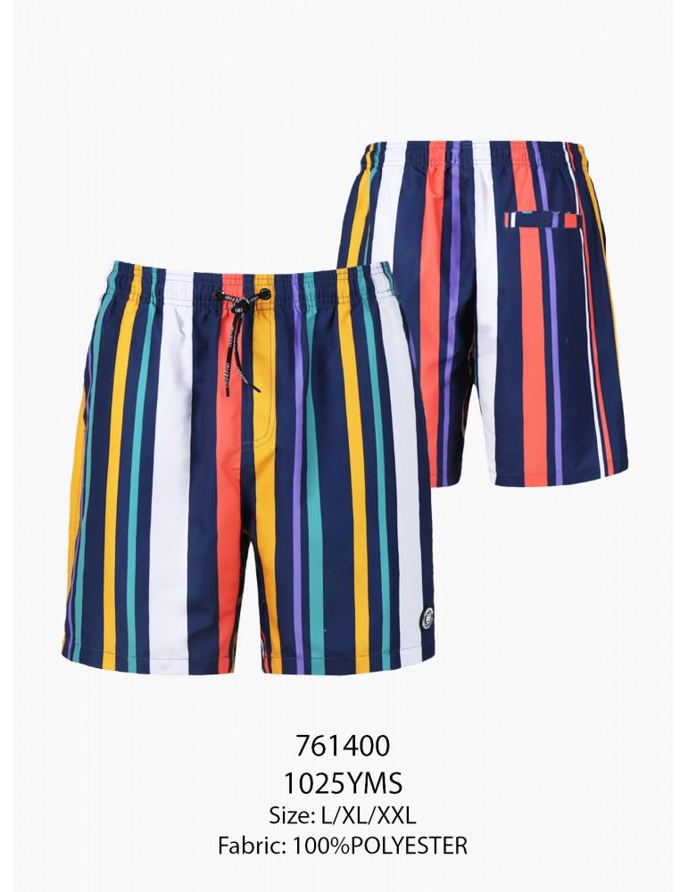 INDEFINI Мужские пляжные шорты YMS1025