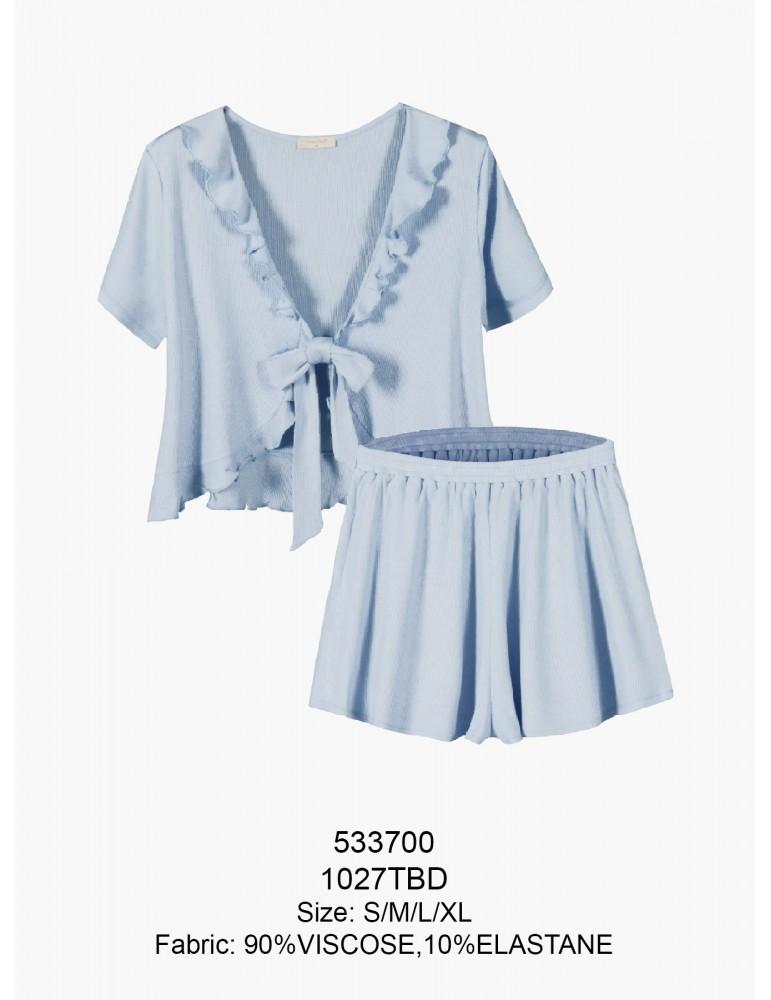INDEFINI Пижама с шортами TBD1027