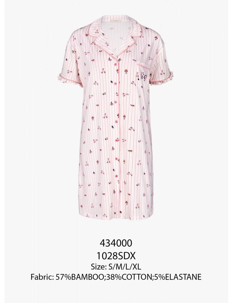 INDEFINI Ночная сорочка SDX1028