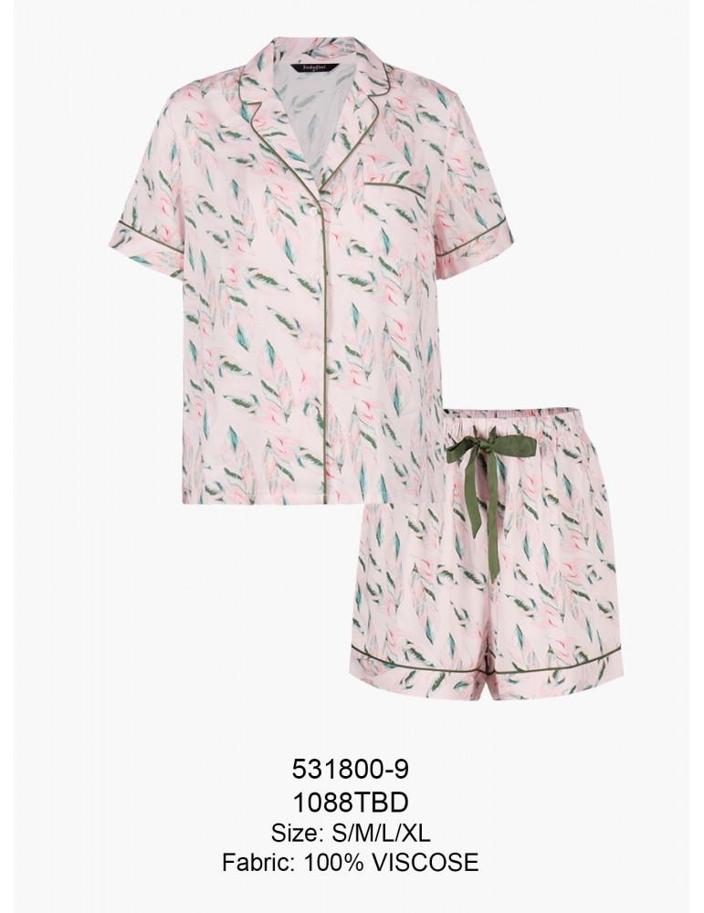 INDEFINI Пижама с шортами TBD1088