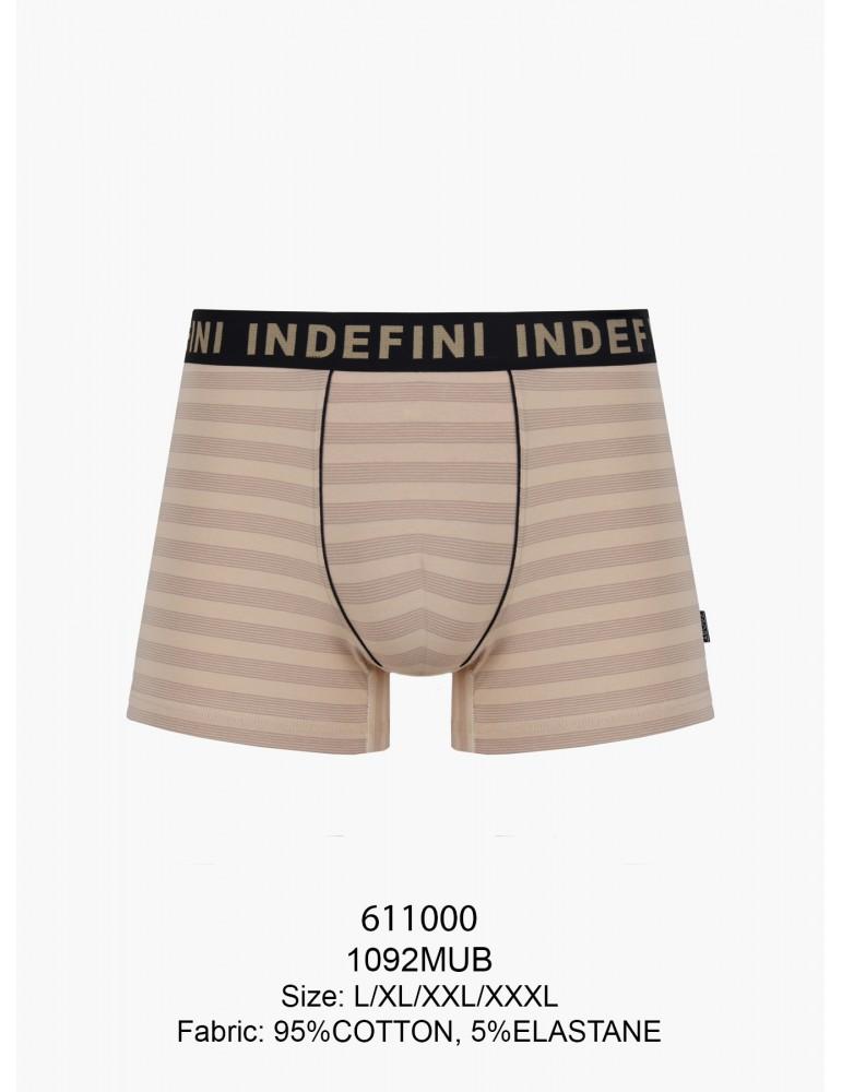 INDEFINI Мужские боксеры  MUB1092