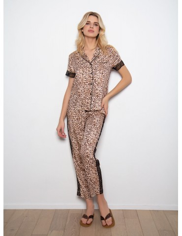 INDEFINI Пижама с брюками TBC1102