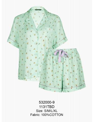 INDEFINI Пижама с шортами TBD1131