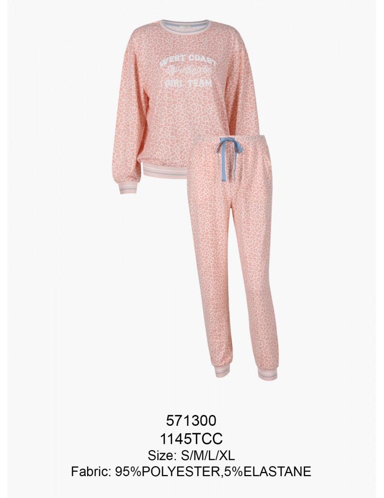 INDEFINI Пижама с брюками TCC0145