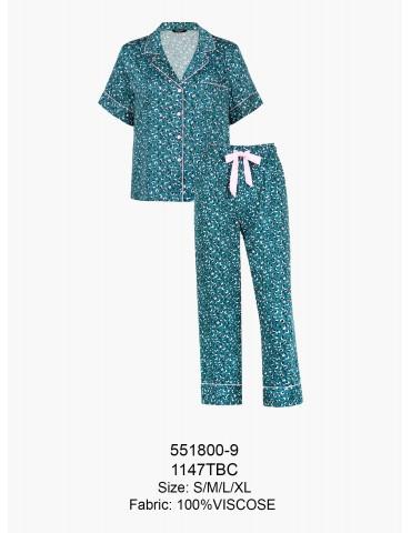 INDEFINI Пижама с брюками TBC1147