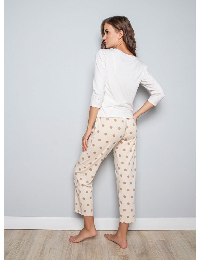 INDEFINI Пижама с брюками TQC1173