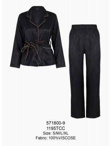 INDEFINI Пижама с брюками TCC1195