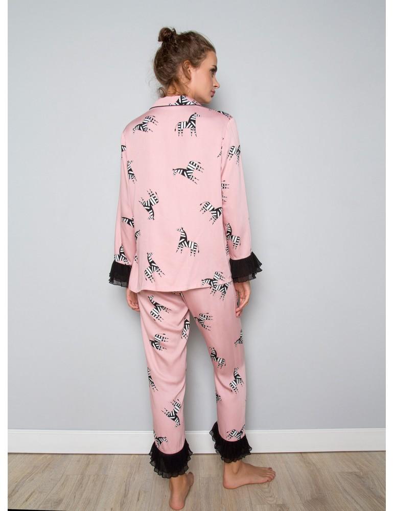 INDEFINI Пижама с брюками TCC1196