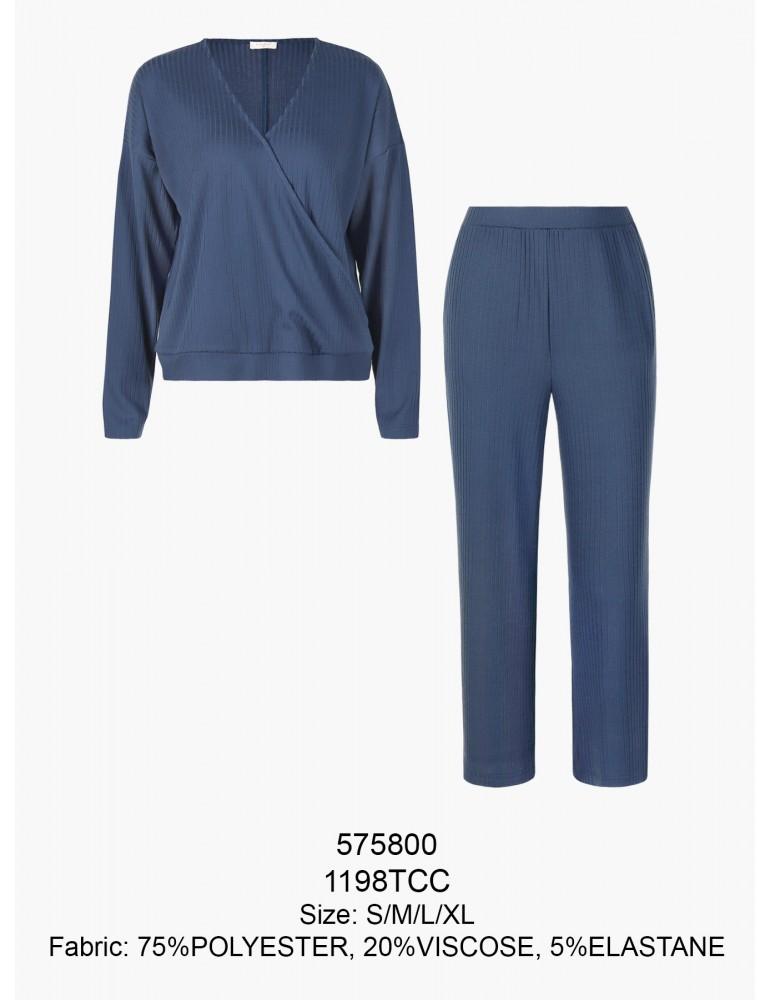 INDEFINI Пижама с брюками TCC1198