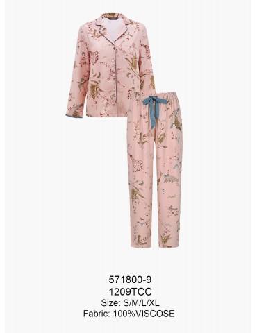 INDEFINI Пижама с брюками TCC1209