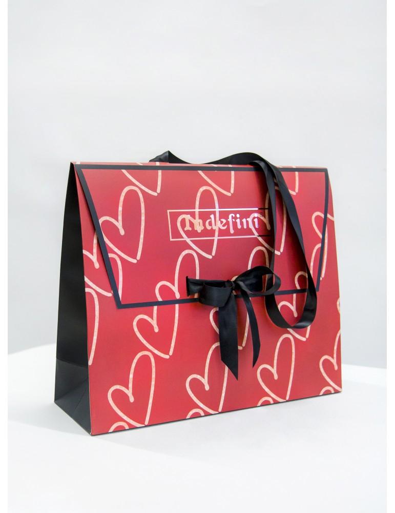 INDEFINI Пакет подарочный INDEFINI