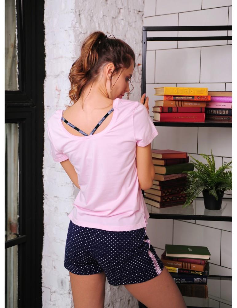 INDEFINI Пижама с шортами TBD9263