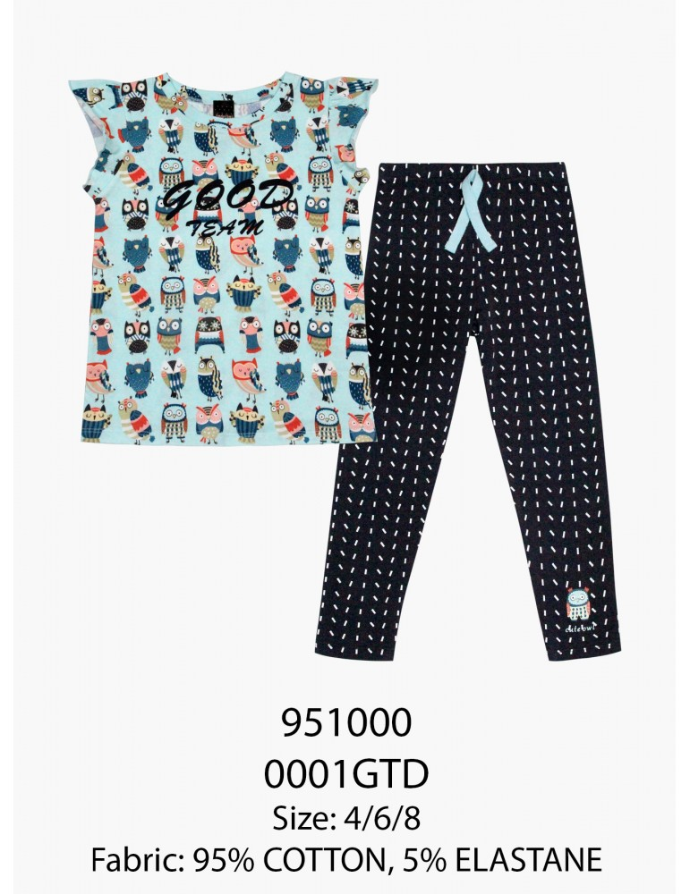 INDEFINI Детская пижама GTD0001
