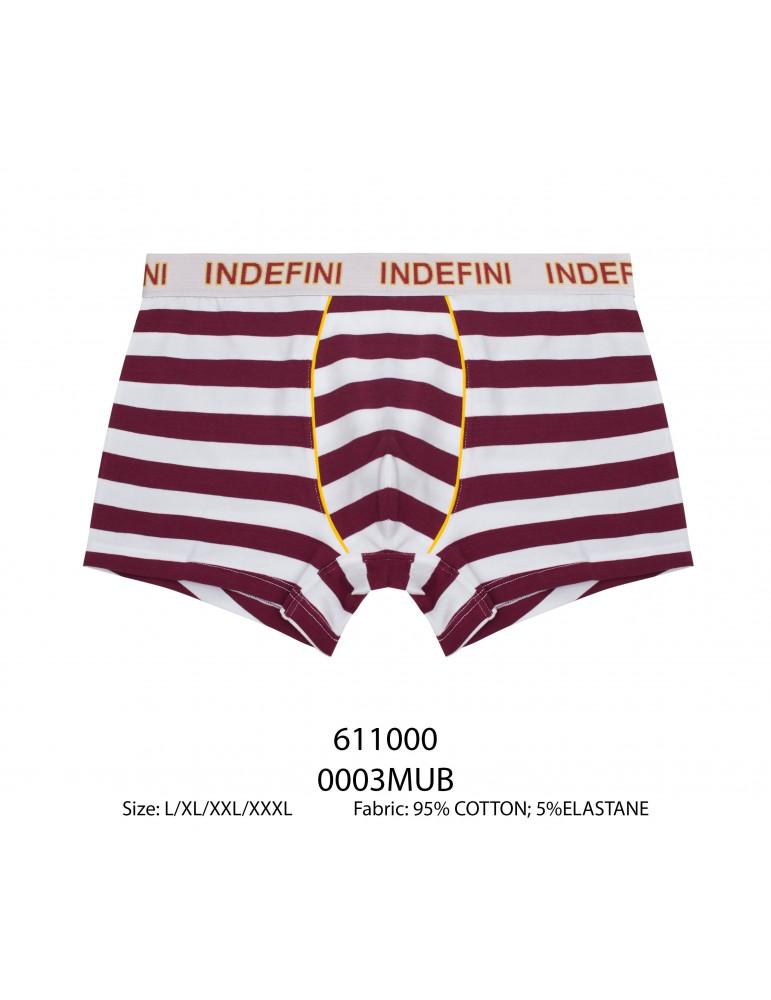 INDEFINI Мужские боксеры  MUB0003