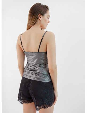 INDEFINI Пижама с шортами TDP0014