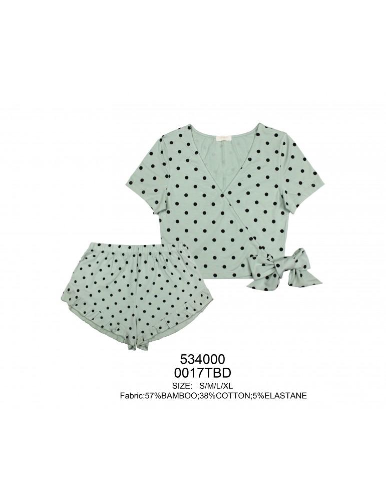 INDEFINI Пижама с шортами TBD0017