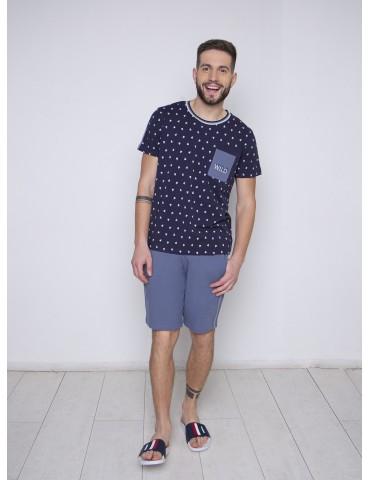 INDEFINI Мужская пижама PBZ0018