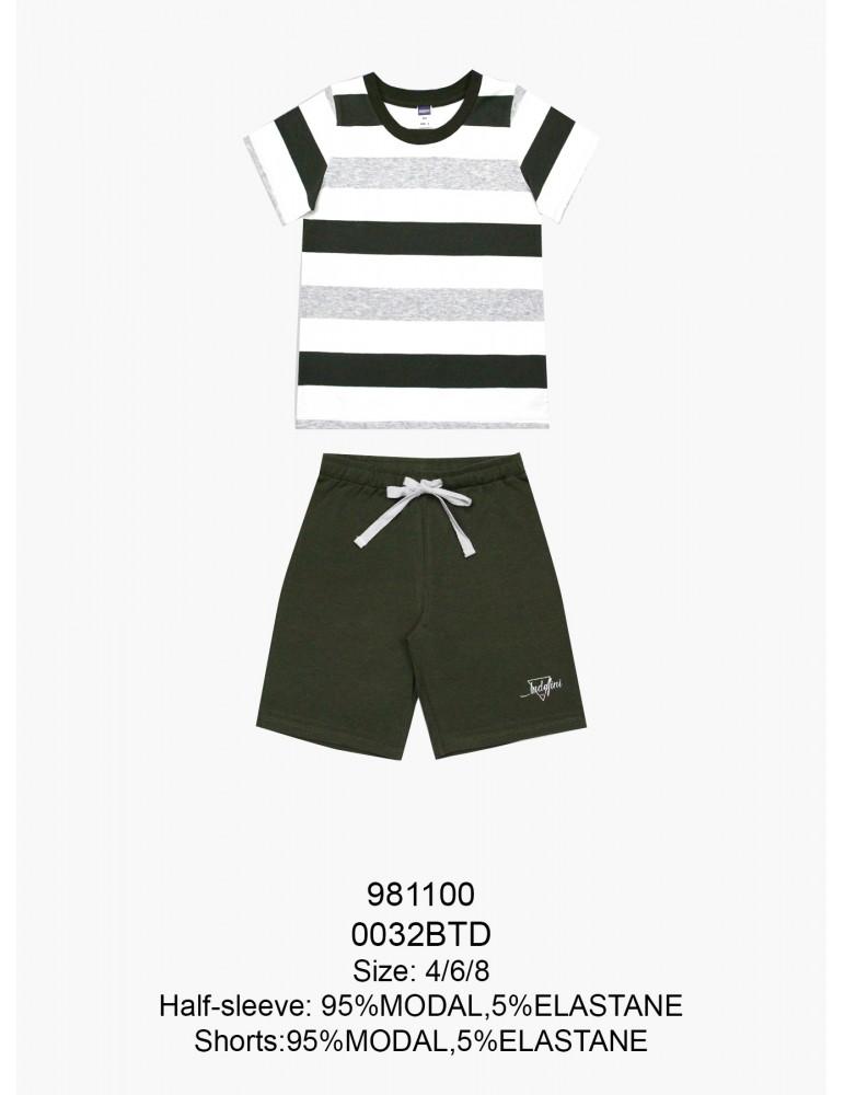 INDEFINI Детская пижама BTD0032