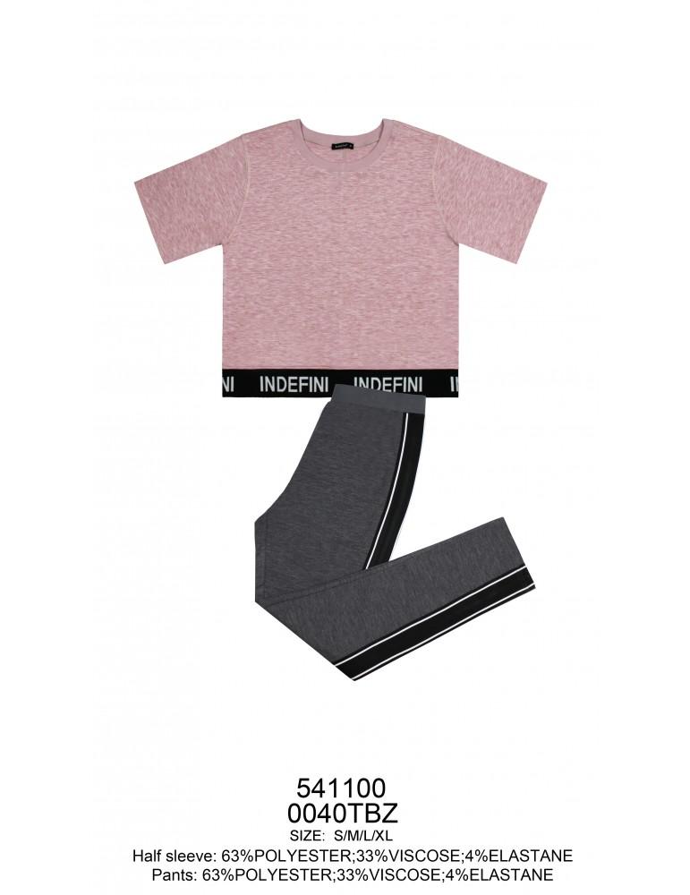 INDEFINI Пижама с бриджами TBZ0040