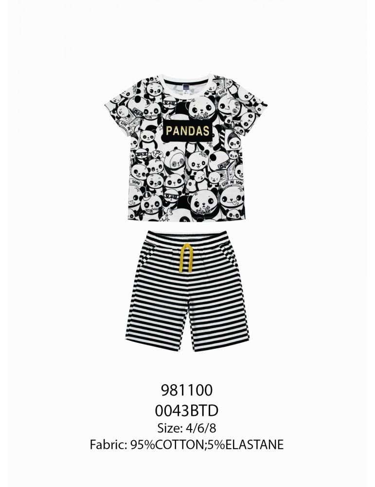 INDEFINI Детская пижама BTD0043