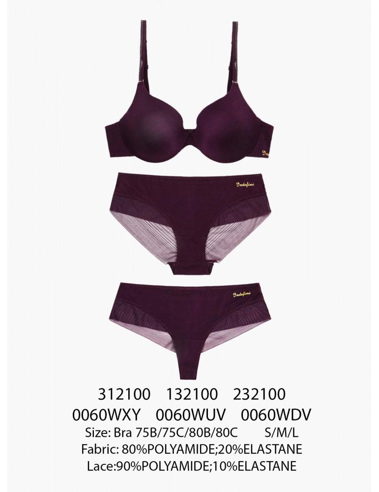 INDEFINI Комплект нижнего белья  WXY0060