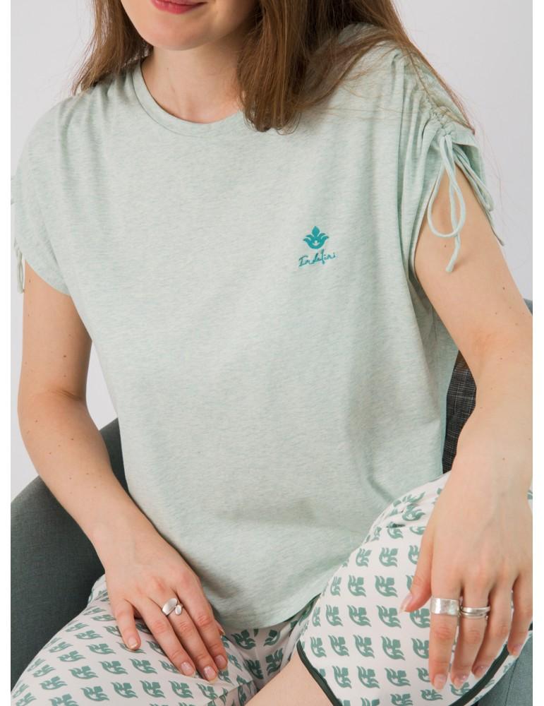 INDEFINI Пижама с бриджами TBZ0093