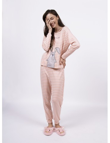 INDEFINI Пижама с брюками TCC0116