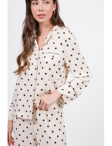 INDEFINI Пижама с брюками TCC0124