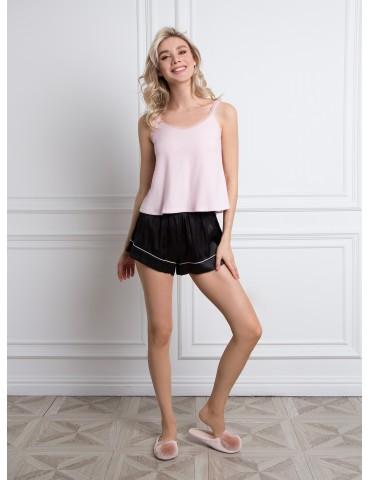INDEFINI Пижама с шортами TDP0128