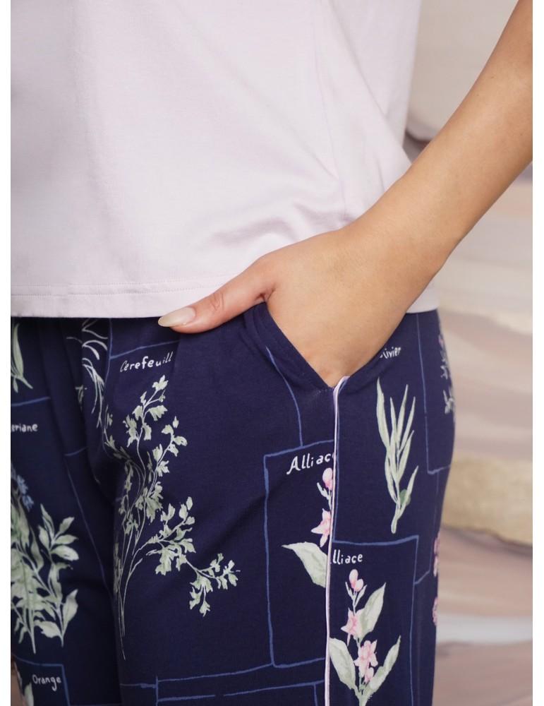 INDEFINI Пижама с брюками TBC0135