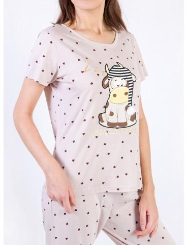 INDEFINI Пижама с брюками TBC0141