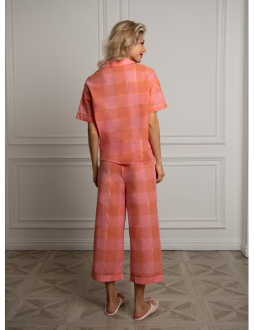 INDEFINI Пижама с бриджами TBZ0149
