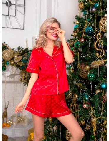 INDEFINI Пижама с шортами TBD0150