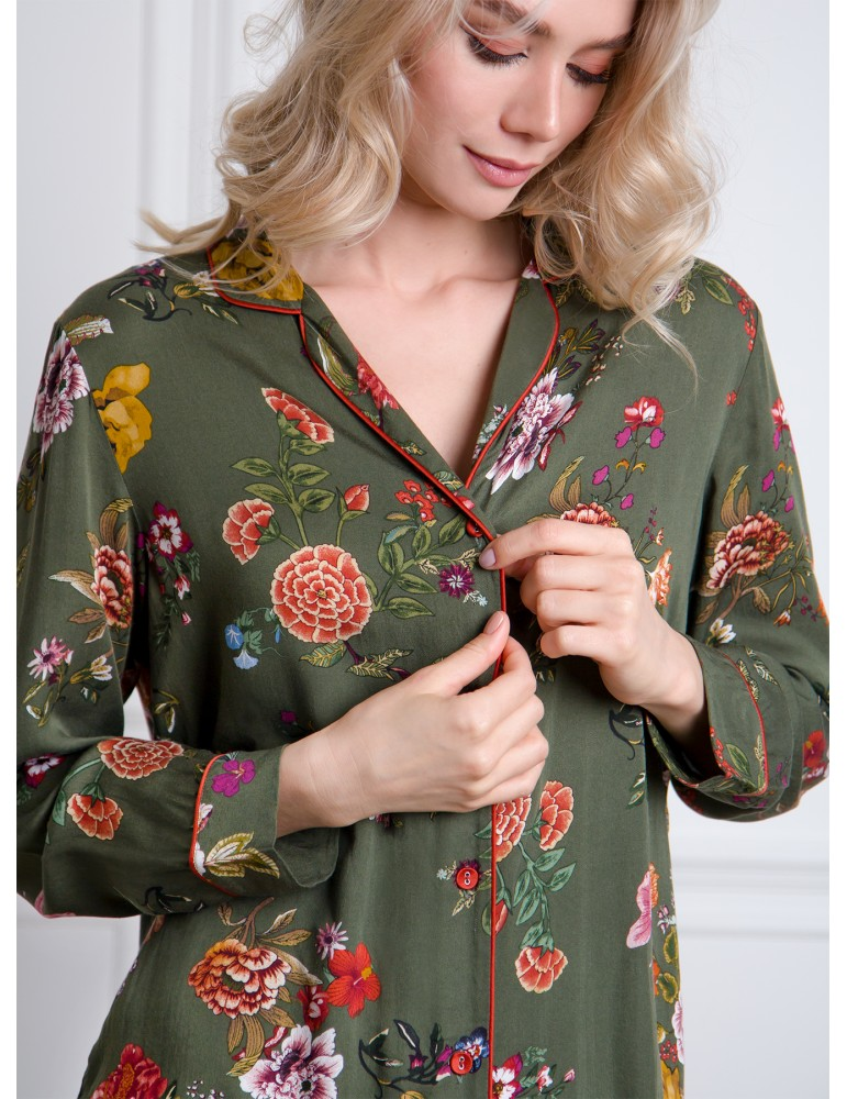 INDEFINI Пижама с брюками TCC0154